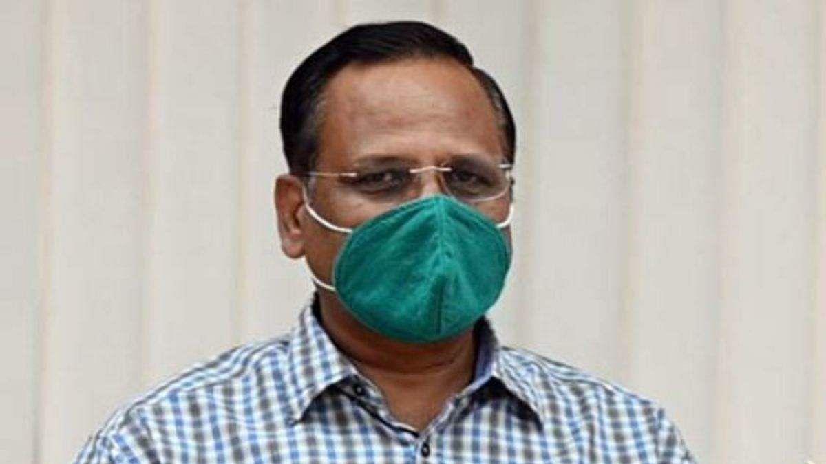 कोरोना: प्लाज्मा थेरेपी के बाद दिल्ली के स्वास्थ्य मंत्री सत्येंद्र जैन की सेहत में सुधार, तेज बुखार हुआ कम