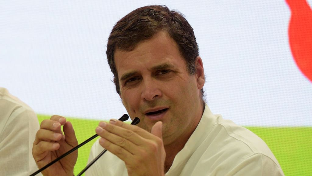 राहुल ने PM के बयान को फिर बताया झूठा, बोले- सैटेलाइट तस्वीर में दिख रहा चीन ने भारत के इस हिस्से में किया कब्जा