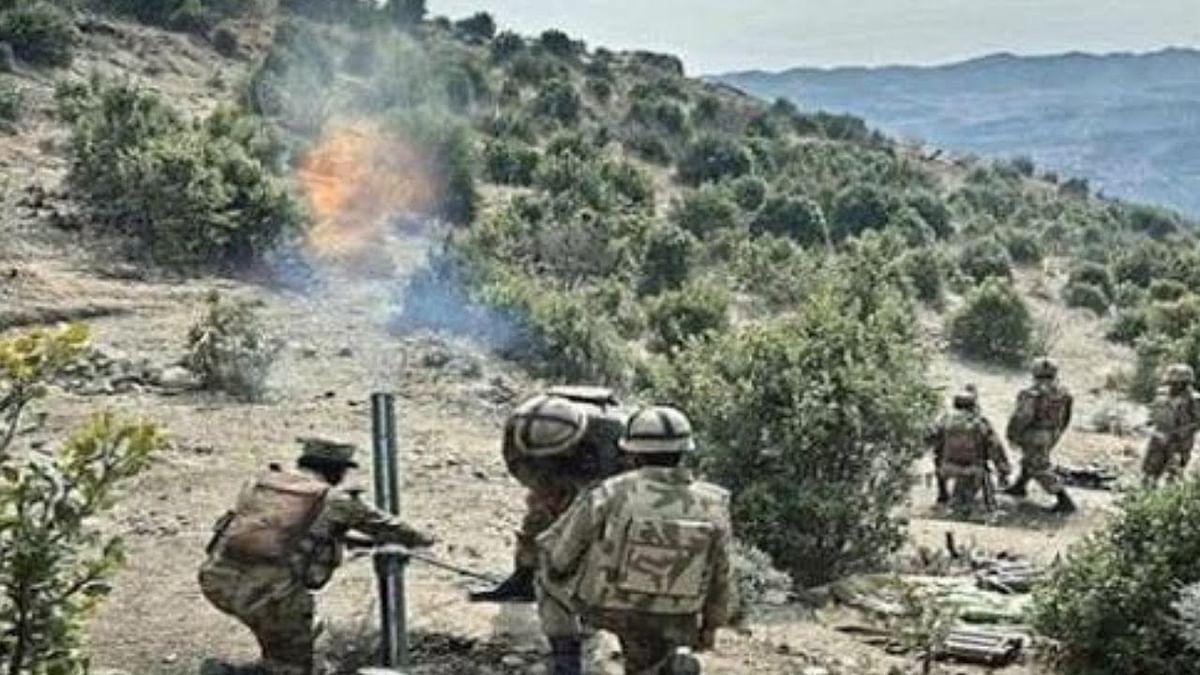 भारतीय सेना का पाक को  मुंहतोड़ जवाब, दर्जन भर पाकिस्तानी चौकियां तबाह, कई पाक फौजी घायल