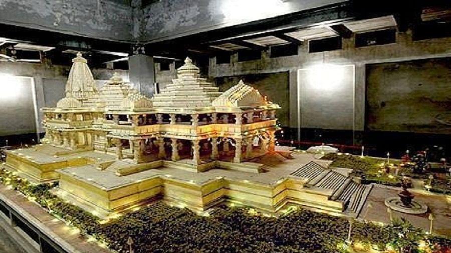 मंदिर निर्माण तो हुआ शुरू पर किच-किच जारी, अयोध्या के संत अब राम मंदिर मॉडल में चाहते हैं बदलाव