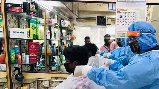 कोरोना: महाराष्ट्र में आज से सैलून में कटेंगे बाल,  नहीं बनेगी दाढ़ी, स्पॉ खोलने की अभी इजाजत नहीं, जानें नियम