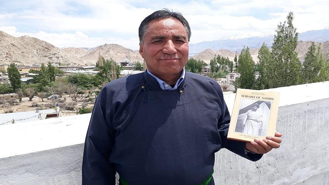 लेह से ग्राउंड रिपोर्टः लद्दाख में जिनके नाम पर पड़ा गलवान घाटी का नाम, उनके पोते ने शहीदों को किया सलाम