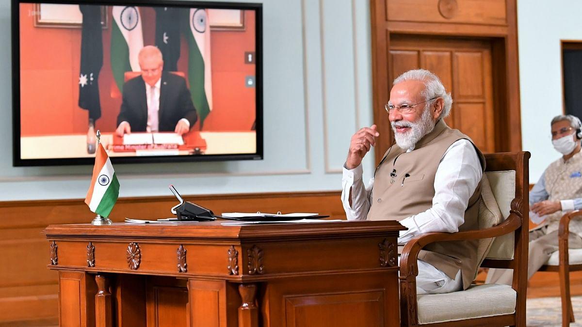अर्थ जगत की 5 बड़ी खबरें: मोदी का इंडिया इंक से आग्रह, कोरोना संकट को अवसर में बदलें और बाजार में भारी गिरावट