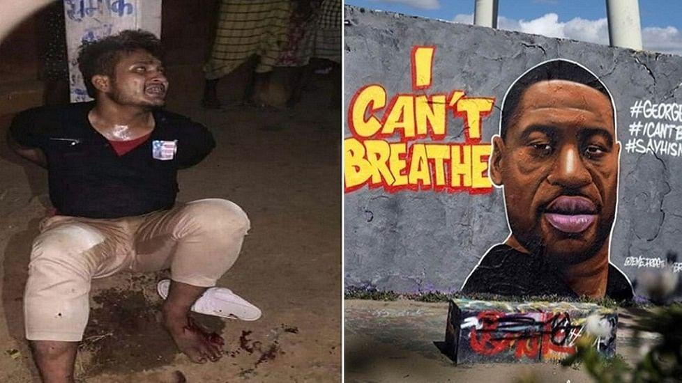 राम पुनियानी का लेखः भारत में खोखला होता जा रहा है प्रजातंत्र, यहां किसी फ्लॉयड की हत्या पर नहीं उठता शोर