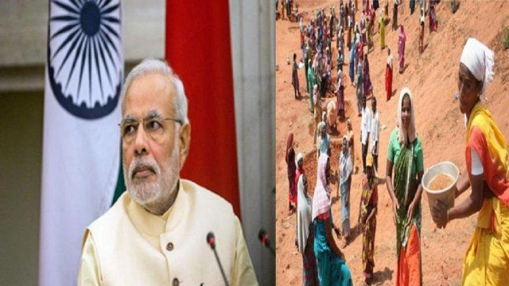 PM मोदी ने जिसे बताया था नाकामियों का स्मारक, वही मनरेगा बना मजूदरों का सहारा, जुलाई में 114% ज्यादा मिला काम