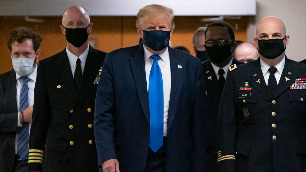 ट्रंप के राष्ट्रीय सुरक्षा मामले के सहयोगी कोरोना संक्रमित, व्हाइट हाउस में महामारी की हालत गंभीर
