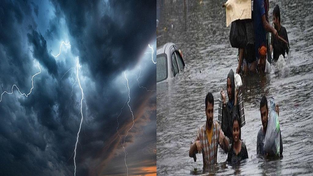 बिहार पर आसमानी कहर! बिजली गिरने से 17 की मौत, बाढ़ से 4 लाख लोग प्रभावित, NDRF की 19 टीमें राहत कार्य में जुटीं