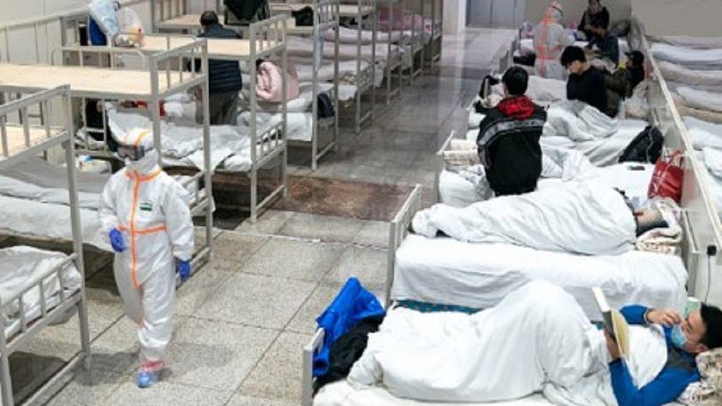 देश में 24 घंटे में कोरोना के 18653 नए केस, 507 लोगों की मौत, कुल संक्रमित 585493, अब तक 17400 मौतें
