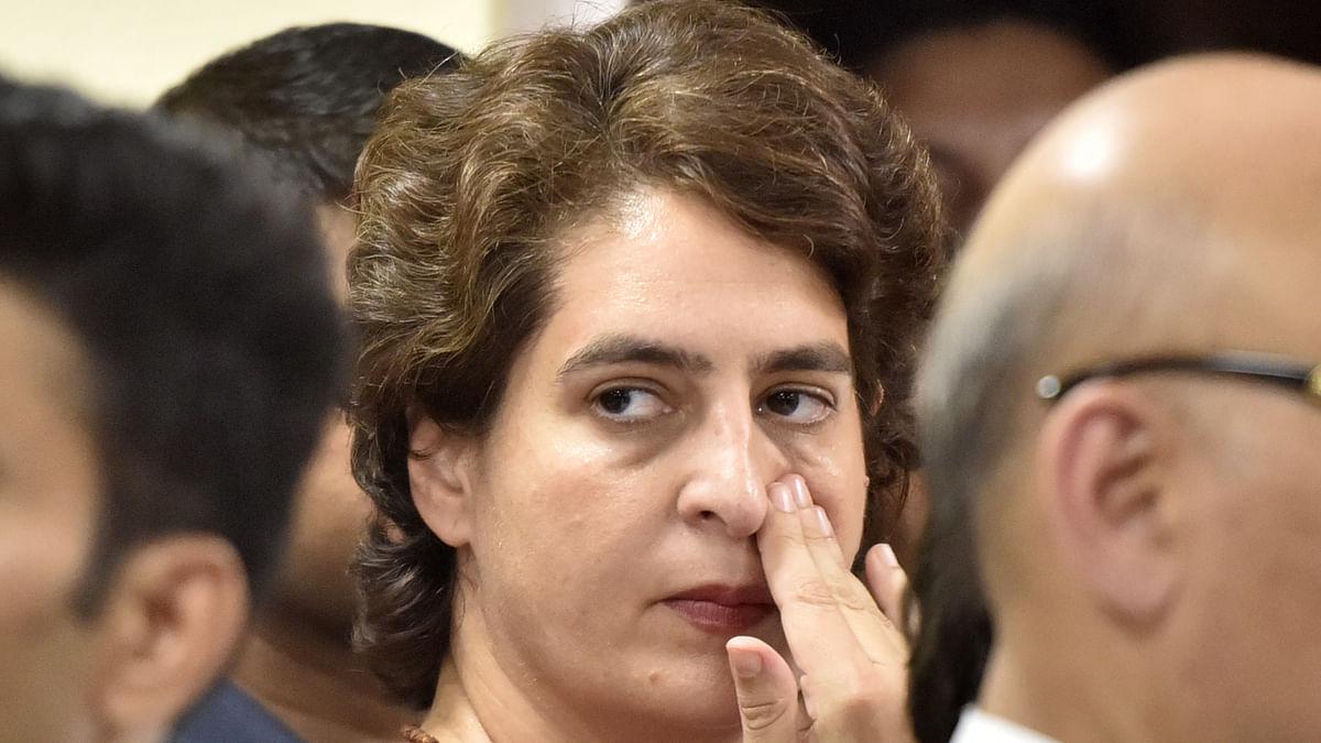 गाजियाबाद में पत्रकार को गोली मारने पर प्रियंका गांधी का सवाल- जंगलराज में जनता कैसे रहेगी सुरक्षित?