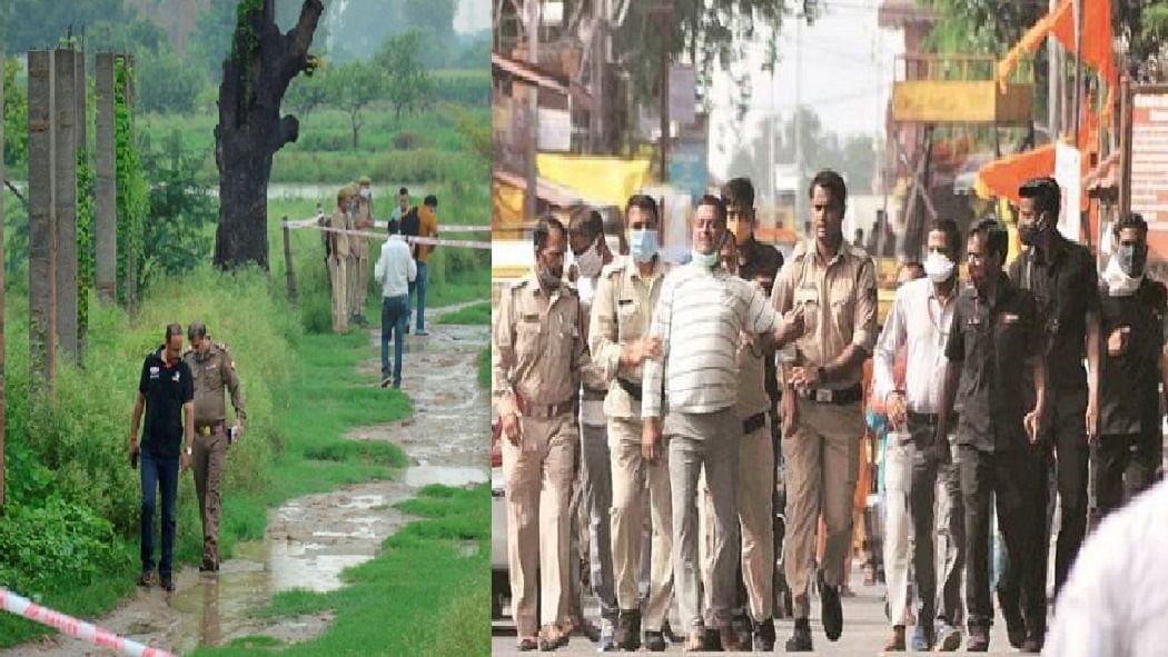 कानपुर शूटआउट केस की जांच के लिए SIT का गठन, विकास के पुलिस और संरक्षण देने वालों से संबंध की होगी जांच