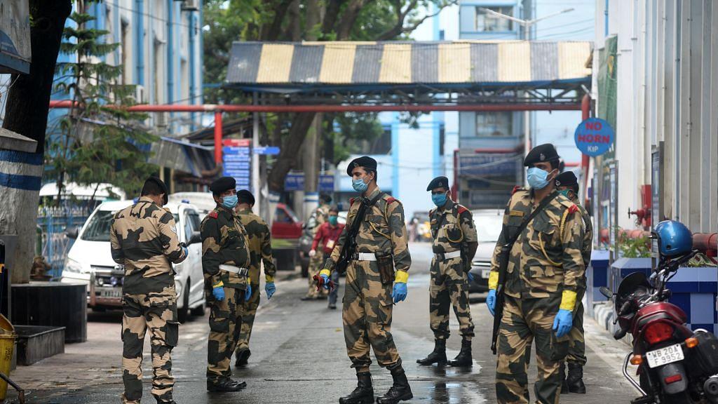 BSF में भी नहीं थम रहे कोरोना के मामले, 24 घंटे में 36 जवान पाए गए पॉजिटिव