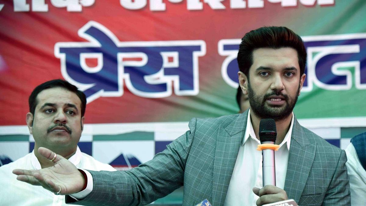 बिहार: एनडीए में सब कुछ ठीक ठाक नहीं, चिराग पासवान के इस कदम से कलह आई सामने