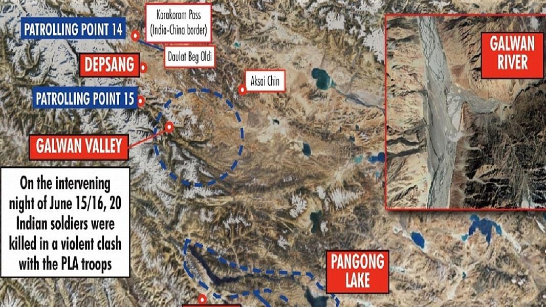 लद्दाखः गलवान में पैंगोंग झील और डेपसांग से अब तक नहीं हटा चीन, दावों पर उठे सवाल