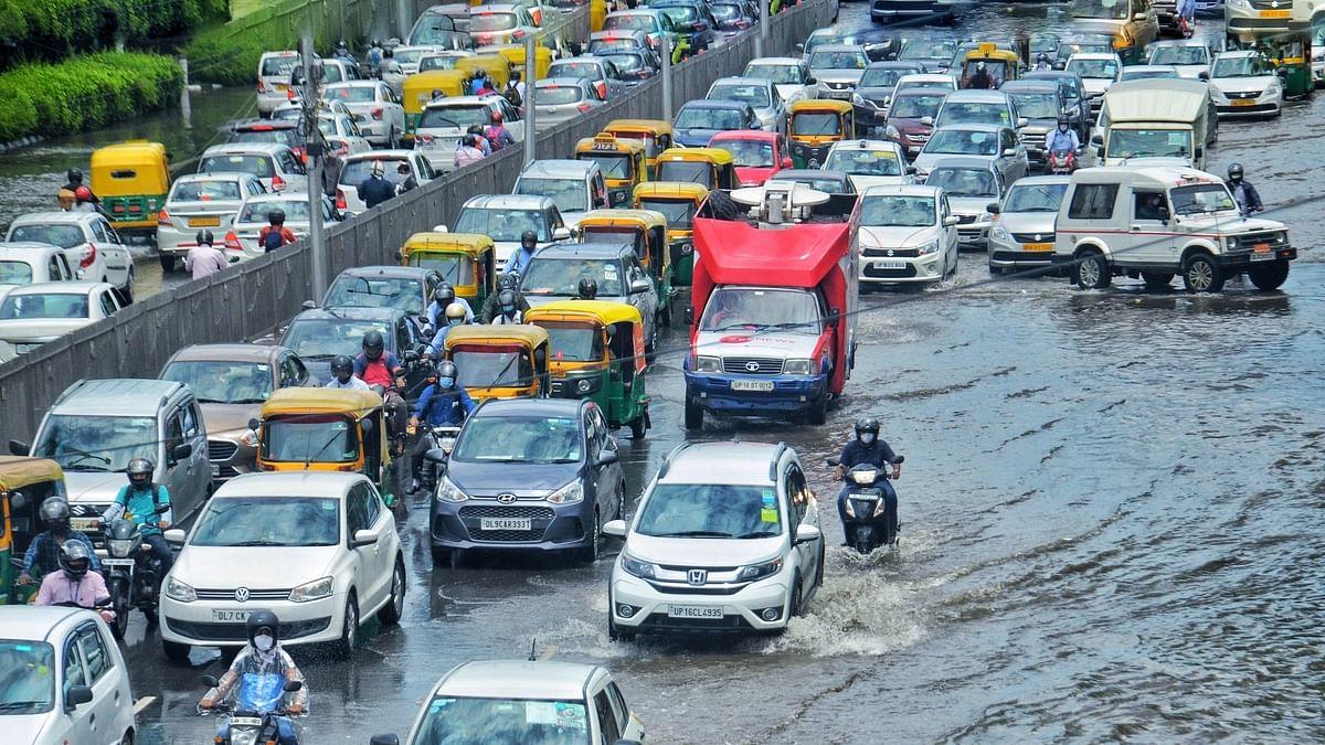 दिल्ली-एनसीआर में बुधवार, गुरुवार को होगी भारी बारिश, मौसम विभाग ने जारी किया ऑरेंज अलर्ट, जानें अपने इलाके का हाल