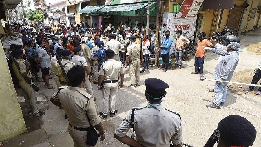 पटना में कोरोना मृतकों के दाह-संस्कार का विरोध पड़ा भारी,  6 नामजद और 15-20 अज्ञात पर केस दर्ज