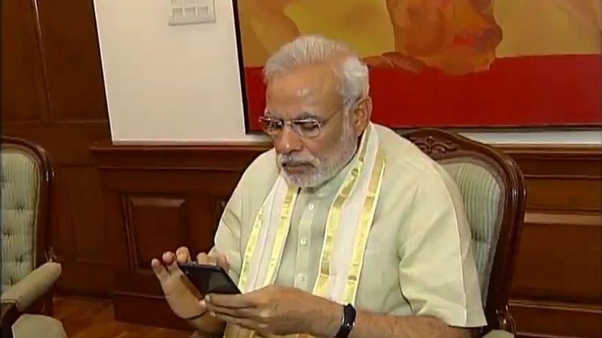 पीएम मोदी ने चीनी सोशल मीडिया ऐप वीबो अकाउंट डिलीट किया