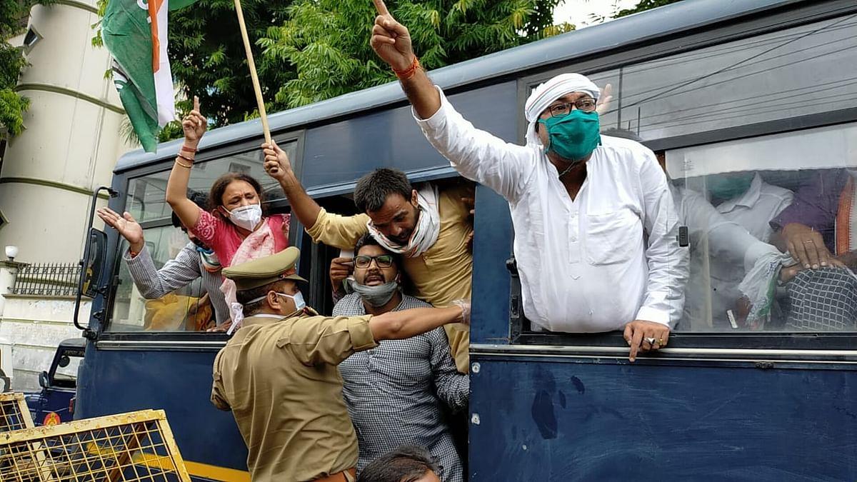 दलित-पिछड़ा उत्पीड़न और हिंसा का हब बना उत्तर प्रदेश, आवाज उठाने से डरते हैं पिछड़े नेता और मंत्री: अजय कुमार लल्लू