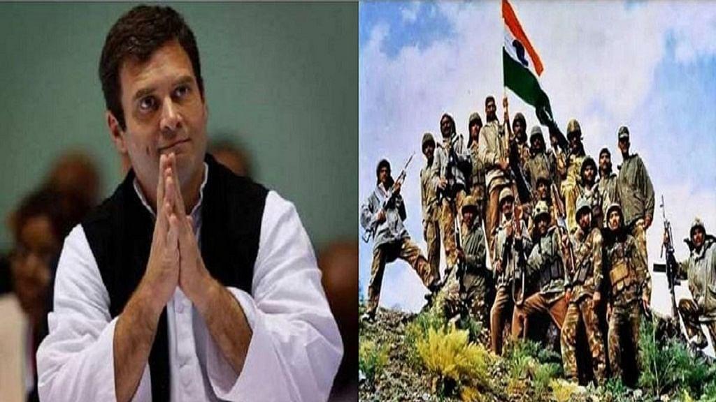 करगिल विजय दिवस: 'शूरवीरों' को किया जा रहा याद, राहुल बोले- उन्हें नमन जो सब कुछ समर्पित कर देश की करते हैं रक्षा