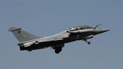 भारतीय एयर स्पेस में पहुंचे राफेल विमान, अंबाला  हवाई अड्डे पर फोटोग्राफी पर प्रतिबंध