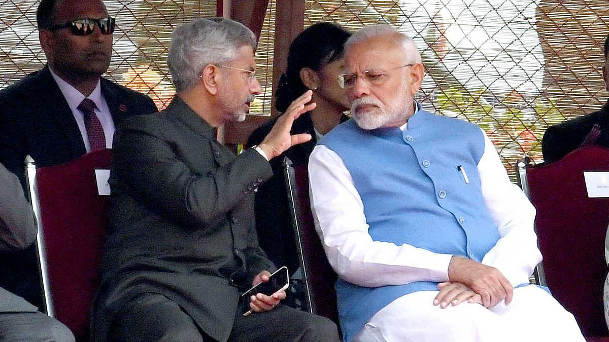 विदेश मंत्री एस जयशंकर बोले- लद्दाख में हैं बेहद गंभीर हालात, पीएम ने कहा था- न कोई घुसा, न किसी ने कब्जा किया