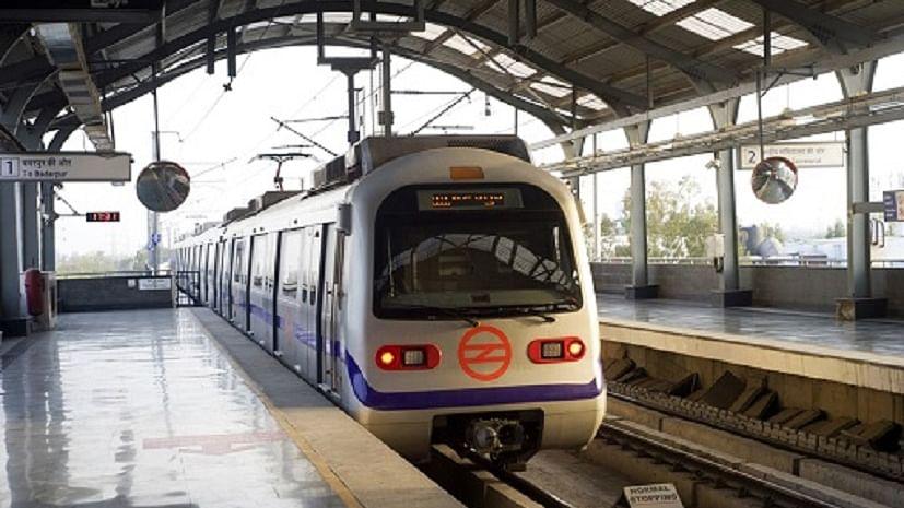 दिल्ली मेट्रो के परिचालन के लिए एसओपी तैयार, अगले दो सप्ताह में शुरू हो सकती है सेवा