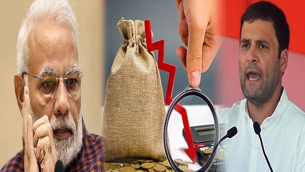 राहुल गांधी का PM मोदी पर निशाना, बोले- कोरोना से पहले ही था अर्थव्यवस्था का बुरा हाल, सुधार के लिए भी दिया सुझाव