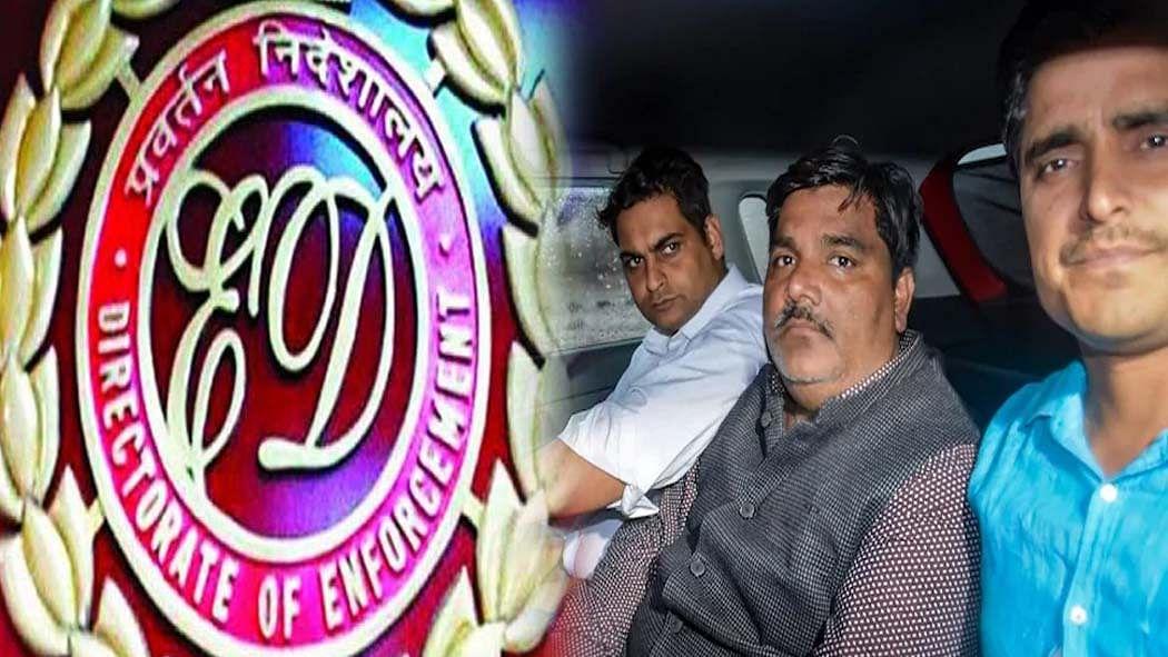 दिल्ली हिंसा: पूछताछ के बाद ED ने ताहिर हुसैन को किया गिरफ्तार, 6 दिन की न्यायिक हिरासत में भेजा