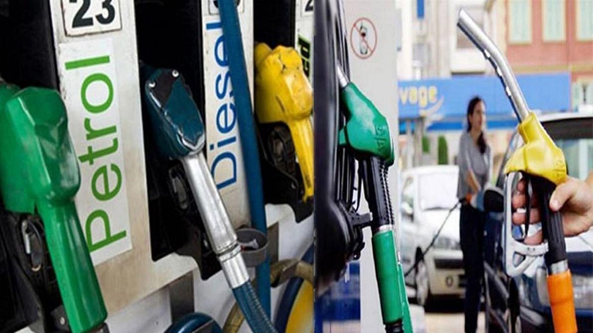 देश की जनता पर महंगाई की मार जारी, एक हफ्ते में पेट्रोल 1.06 रु प्रति लीटर हुआ महंगा