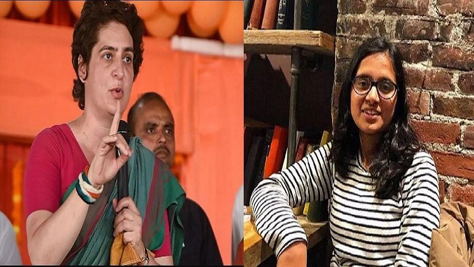 प्रियंका गांधी के संदेश के साथ सुदीक्षा  के परिजनों से मिला कांग्रेस दल, इंसाफ की लड़ाई लड़ने का दिया भरोसा