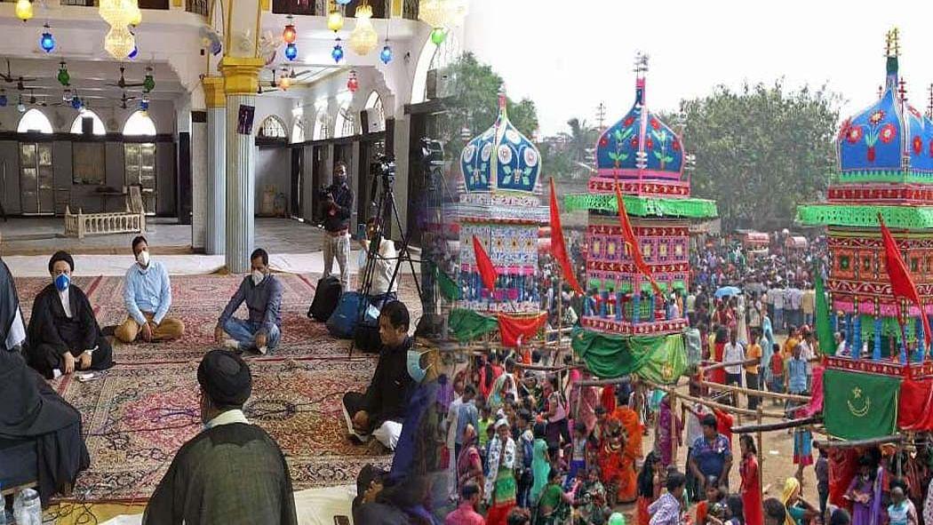 शर्तों के साथ दिल्ली के इमामबाड़ों में मजलिस की मिली अनुमति, कई दौर की बैठक के बाद लिया गया फैसला