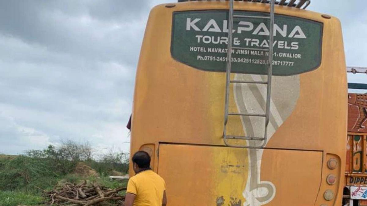 यूपीः आगरा से अगवा बस इटावा में खाली मिली, पुलिस ने सभी यात्रियों के सुरक्षित होने का किया दावा
