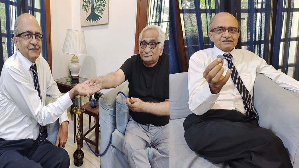सुप्रीम कोर्ट ने अवमानना मामले में प्रशांत भूषण पर लगाया 1 रुपये का जुर्माना, न देने पर होगी 3 महीने की जेल