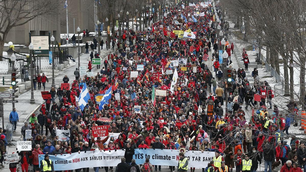 कनाडा में प्रदर्शनकारियों को मुआवजा देने का आदेश, हमारे देश में ऐसे लोगों को राजद्रोही तक करार दिया गया