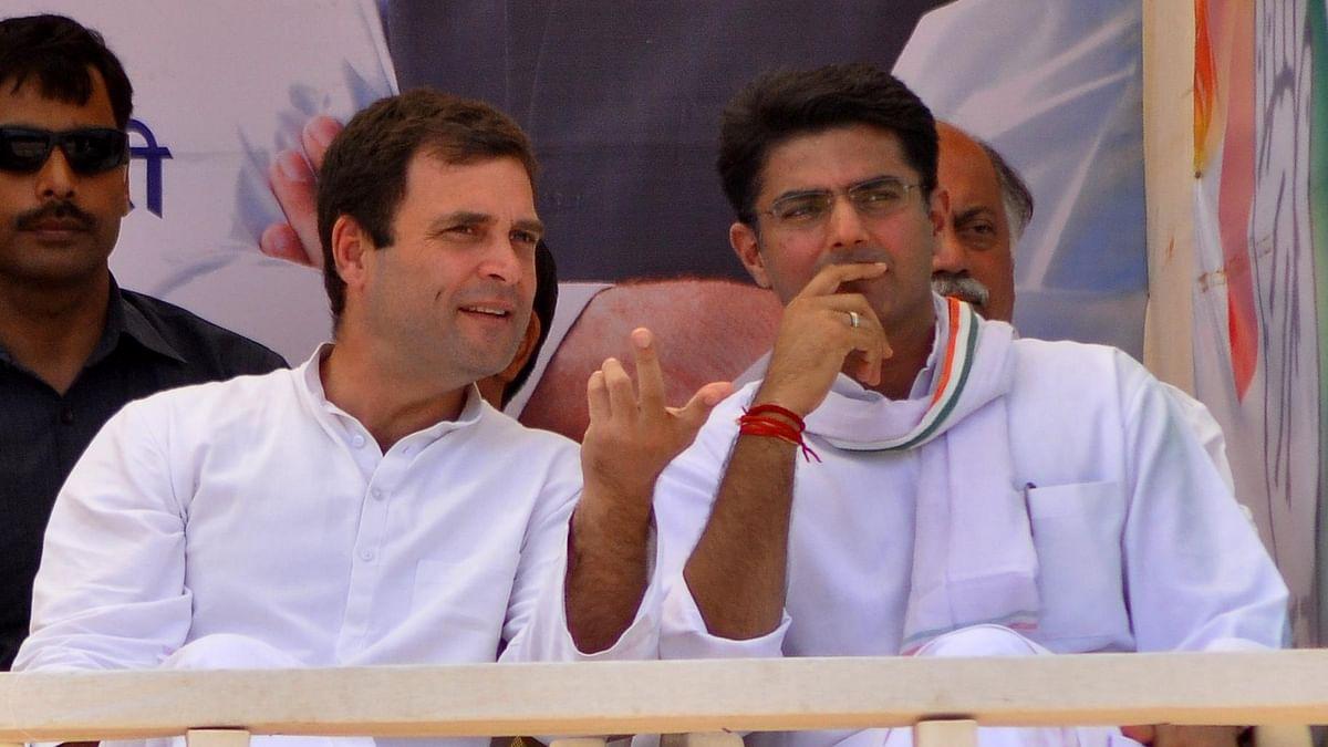 सचिन पायलट के कांग्रेस में वापसी के आसार, दिल्ली में राहुल गांधी से की मुलाकात, 3 सदस्यीय कमेटी करेगी शिकायतों पर विचार