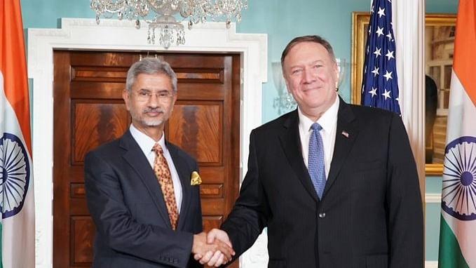 भारत-अमेरिका मिलकर करेंगे चीन की चाल का सामना! पोम्पियो, जयशंकर ने ड्रैगन के आक्रामक कदमों पर की चर्चा