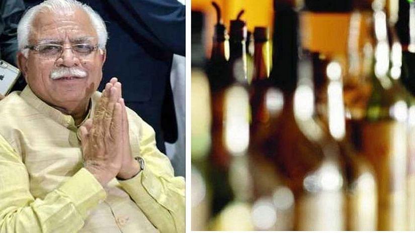 हरियाणा में शराब घोटाले ने खोली खट्टर सरकार की कलई, सीएम-डिप्टी सीएम और गृहमंत्री के बयानों में विरोधाभाष क्यों?