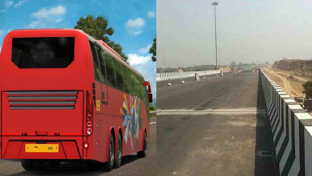 उत्तर प्रदेश: आगरा 'बस हाईजैक' केस में बड़ा खुलासा! 34 यात्रियों समेत बस को ले जाने वाले कौन थे, सामने आई बात