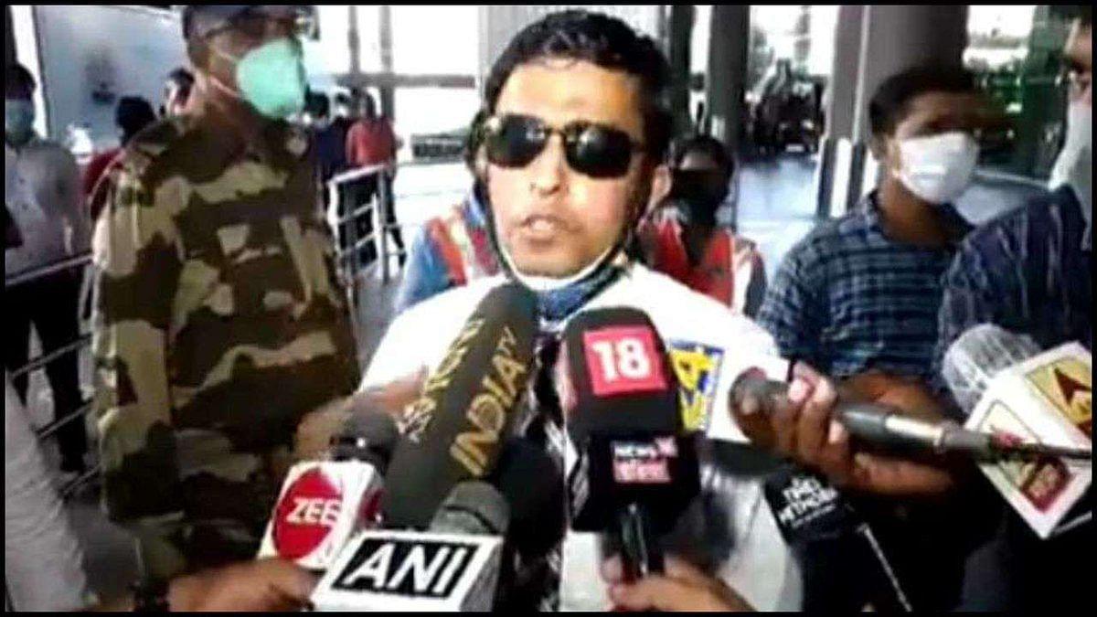 सुशांत केस की जांच करने मुंबई पहुंचे बिहार पुलिस के 'सिंघम' को बीएमसी ने जबरदस्ती क्वारंटीन किया
