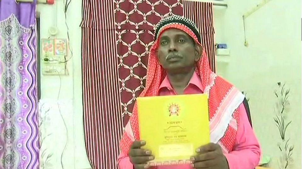 राम मंदिर भूमि पूजन में शामिल होंगे बाबरी के पक्षकार रहे इकबाल अंसारी, कार्यक्रम का मिला निमंत्रण