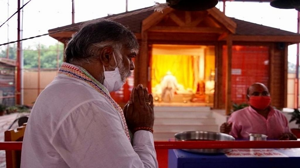अयोध्या में 'गौरी गणेश पूजा' के साथ रस्में शुरू, 5 अगस्त को भूमिपूजन