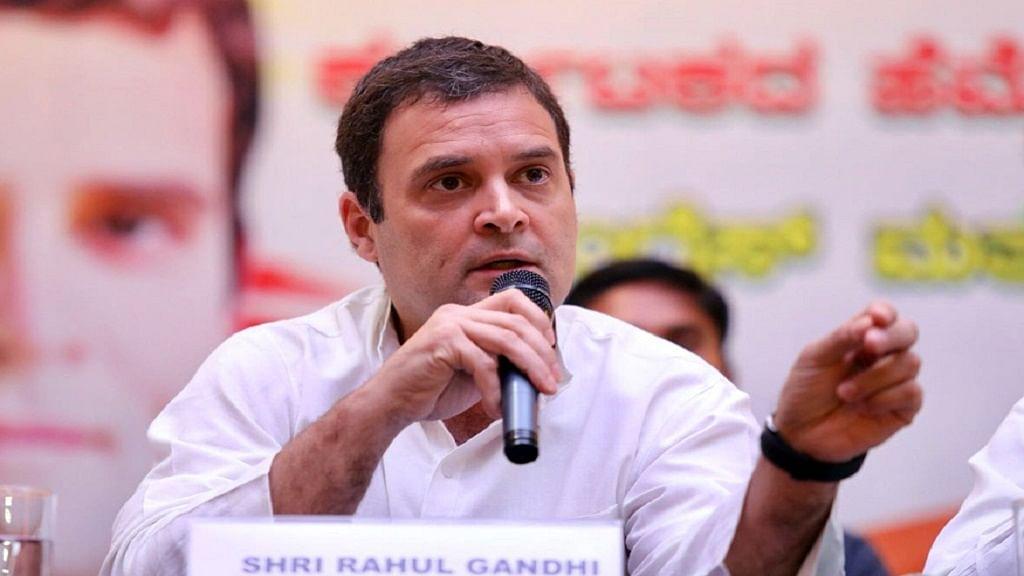 राहुल गांधी का तंज, 'कोरोना काल में बीजेपी सरकार ने कई खयाली पुलाव पकाए, एक सच भी था, आपदा में 'अवसर' #PMCares