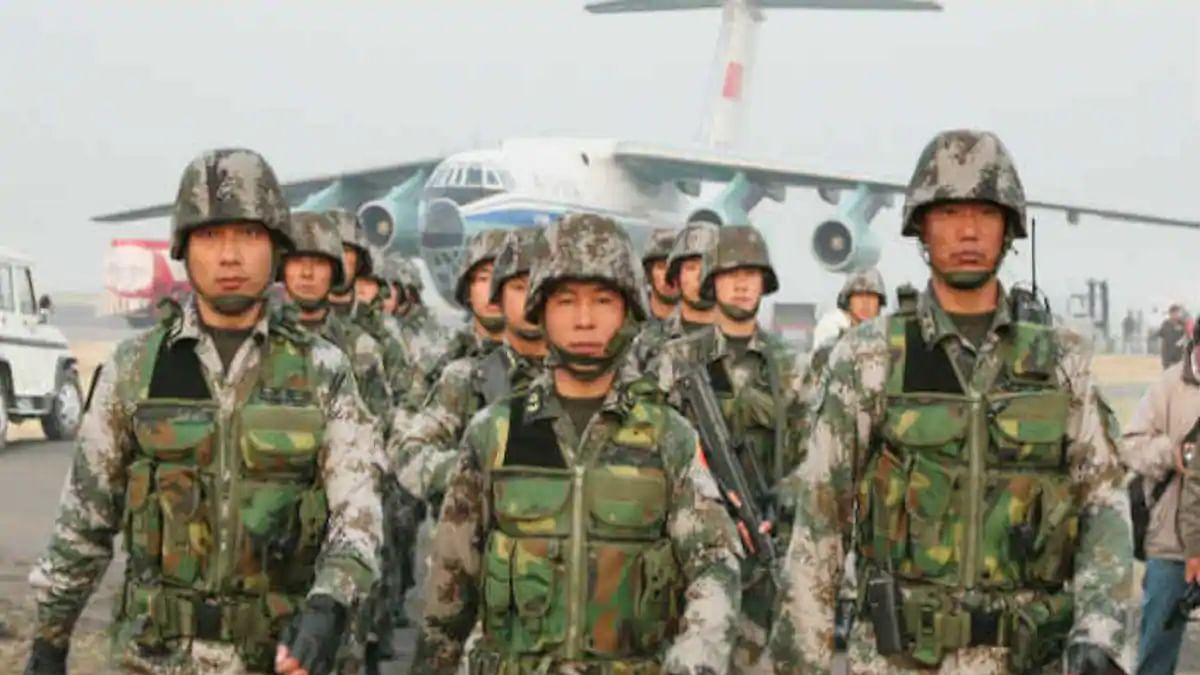 सीमा पर भारत के आक्रामक रुख से घबराया चीन, अपने नागरिकों को युद्ध के लिए कर रहा राजी