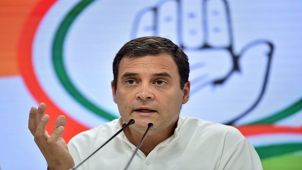 राहुल गांधी का पीएम पर बड़ा हमला, बोले- मोदी निर्मित आपदाओं से जूझ रहा है भारत