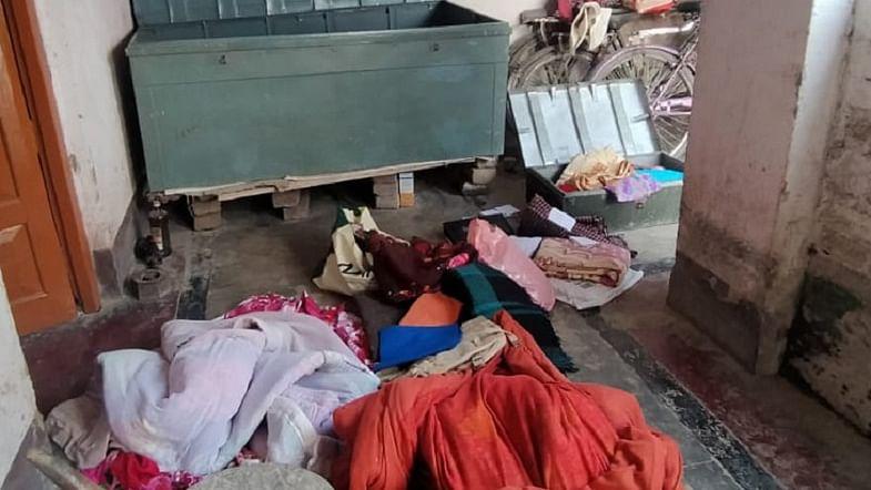 बिहार के मुजफ्फरपुर में बेखौफ अपराधियों का तांडव, कारोबारी के घर डकैती, बेटी को भी उठा ले गए