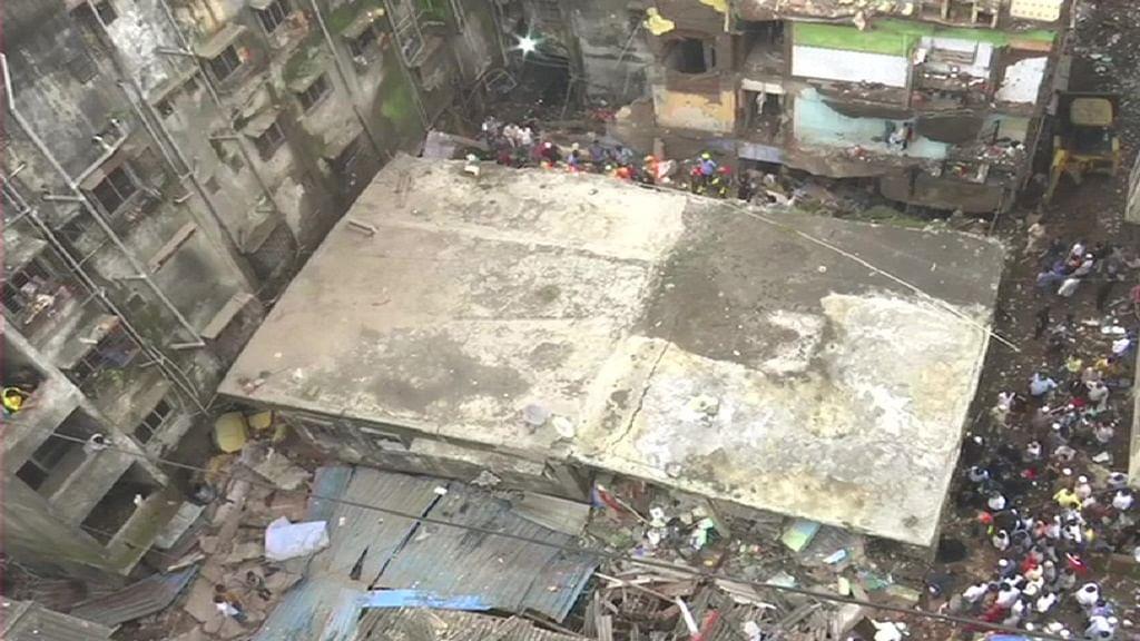 महाराष्ट्र के भिवंडी में तीन मंजिला इमारत ढही, 10 लोगों की मौत, कई लोग मलबे में दबे, रेस्क्यू ऑपरेशन जारी