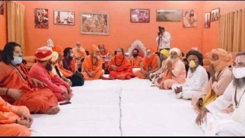 अयोध्या के बाद काशी-मथुरा को मुक्त कराने का अखाड़ा परिषद का ऐलान, आरएसएस-वीएचपी से मांगा समर्थन