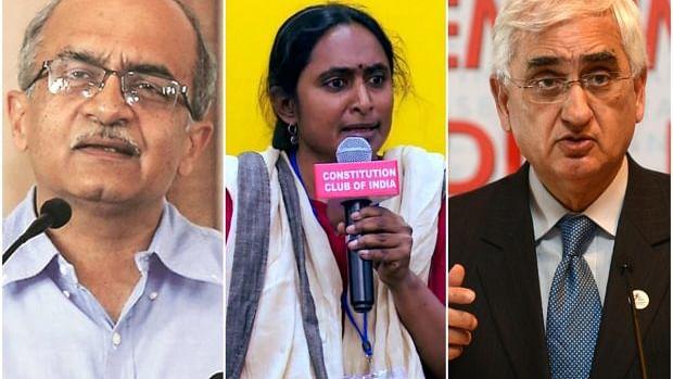 दिल्ली दंगों की चार्जशीट में आया सलमान खुर्शीद, प्रशांत भूषण और कविता कृष्णन समेत कई एक्टिविस्ट का नाम
