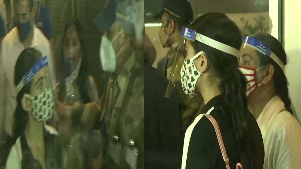 सिनेजीवन: समन जारी होने के बाद गोवा से मुंबई पहुंचीं सारा और शर्लिन चोपड़ा ने किया हैरान करने वाला खुलासा