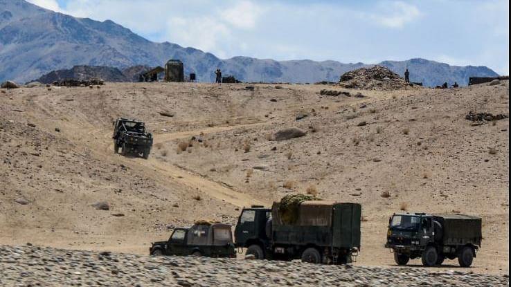 चीन ने पैंगॉन्ग झील के पास फिंगर-5 पर बनाया सैन्य अड्डा, भारतीय सेना की फिंगर-4 के आगे आवाजाही कटी