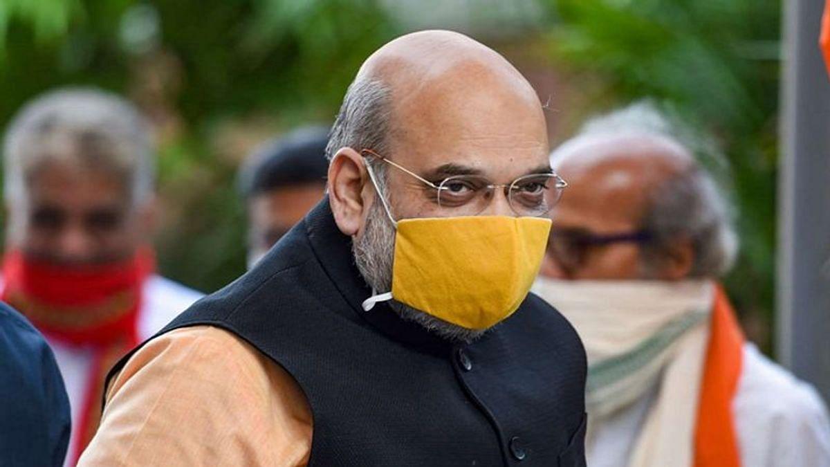 गृह मंत्री अमित शाह को फिर दिल्ली एम्स में कराया गया भर्ती, सांस लेने में तकलीफ की शिकायत